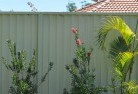 Andamooka Back yard fencing 15